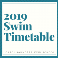 2019SwimTimetable